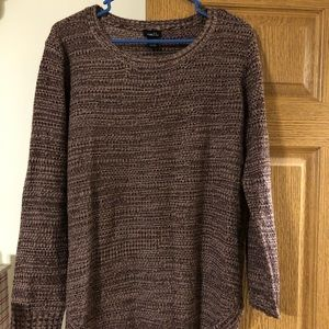 Rue 21 sweater size large